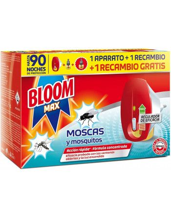 BLOOM MAX MOSCAS &...