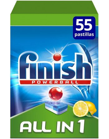 FINISH POWERBALL ALL IN ONE...